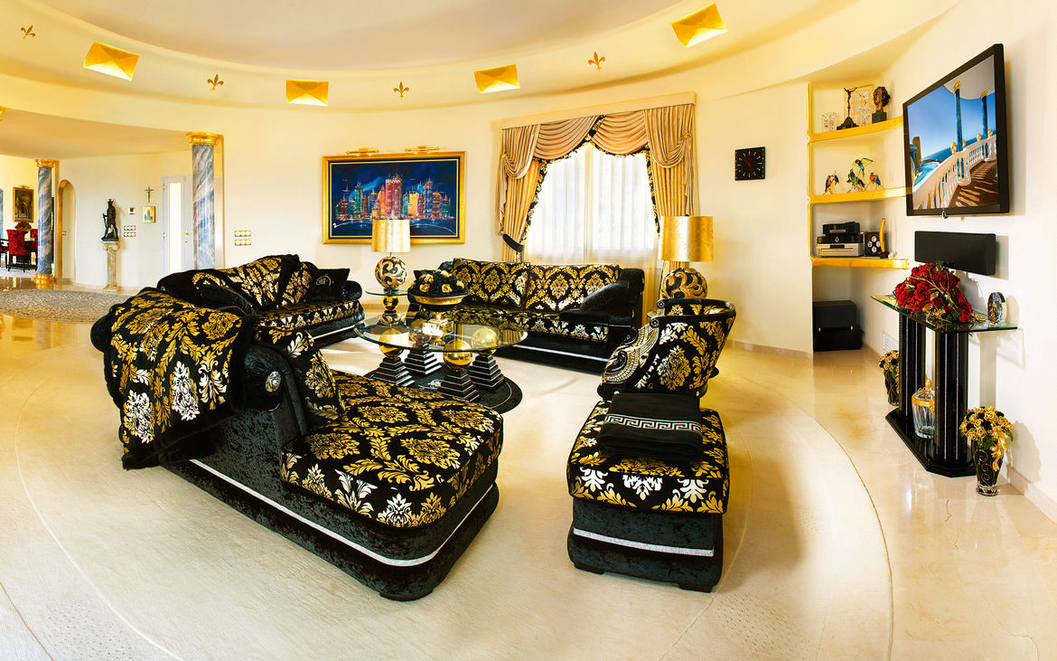 upholstered furniture for villas finkeldei. Black Bedroom Furniture Sets. Home Design Ideas