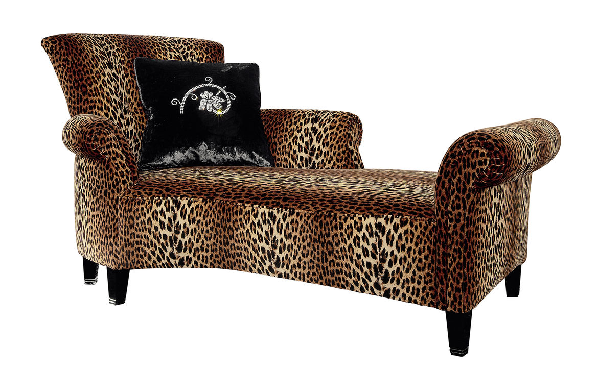 modern chaise longue ophelia finkeldei. Black Bedroom Furniture Sets. Home Design Ideas